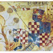 Настенный гобелен Medieval Knight («Средневековый рыцарь»)