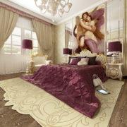 Ковер в спальню 3