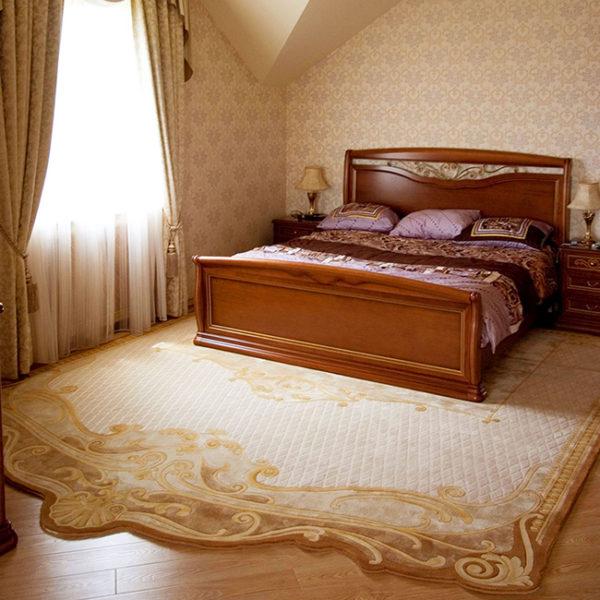 Ковер в спальню 16