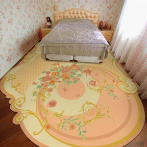 Ковер в спальню 5