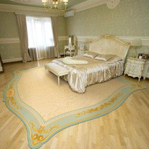 Ковер в спальню 14